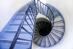 Dizzying-staircase