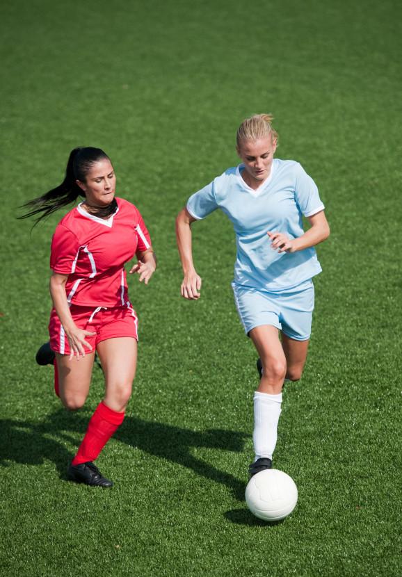 female-soccer-player