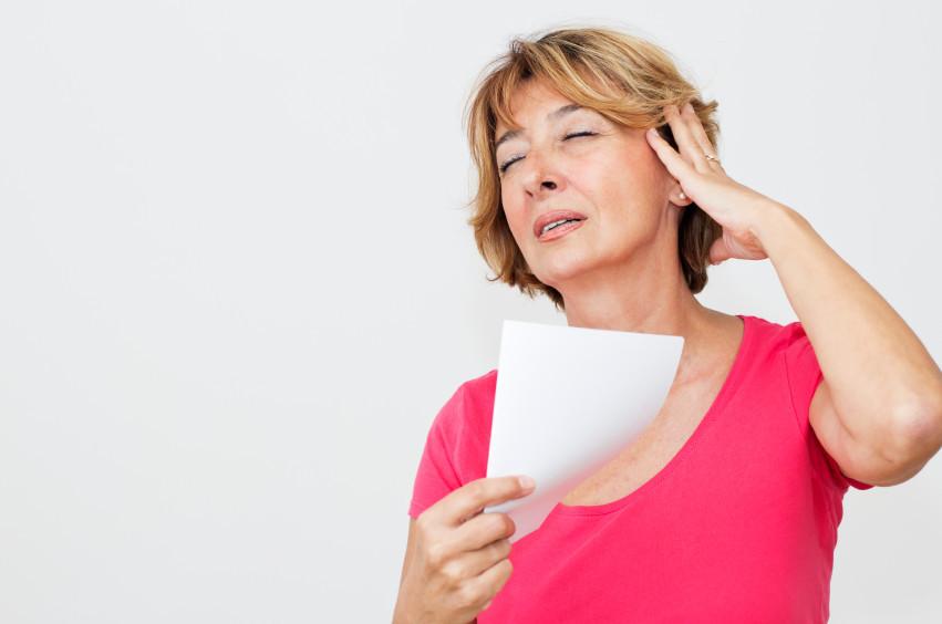 menopause-hot-flash-woman