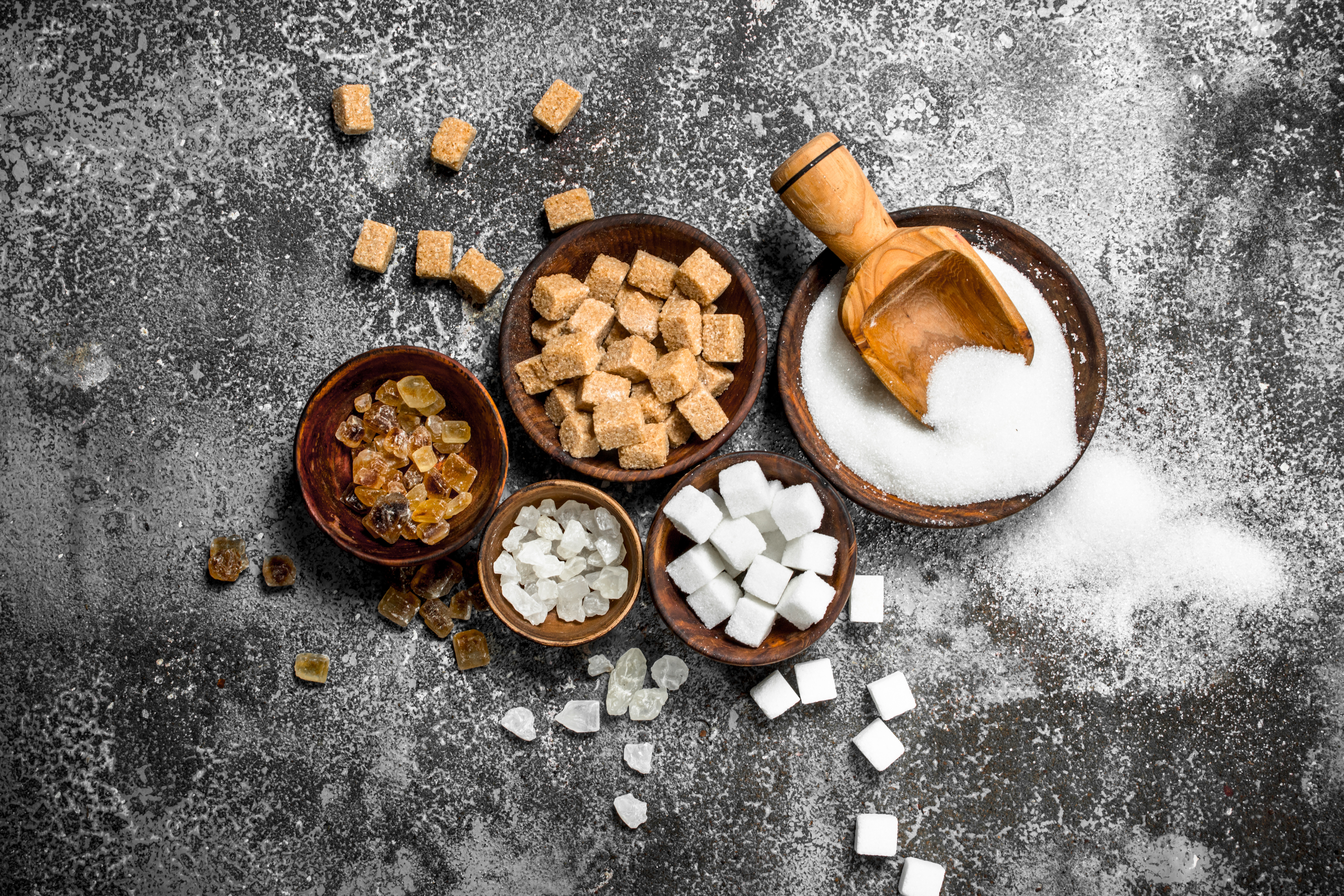 different-types-of-sugar